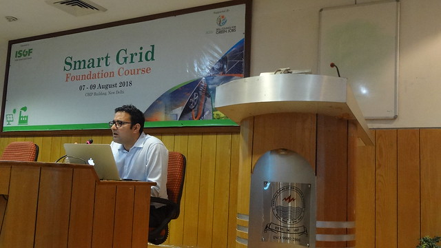 SESSION-7: Modal Smart Grid Regulation