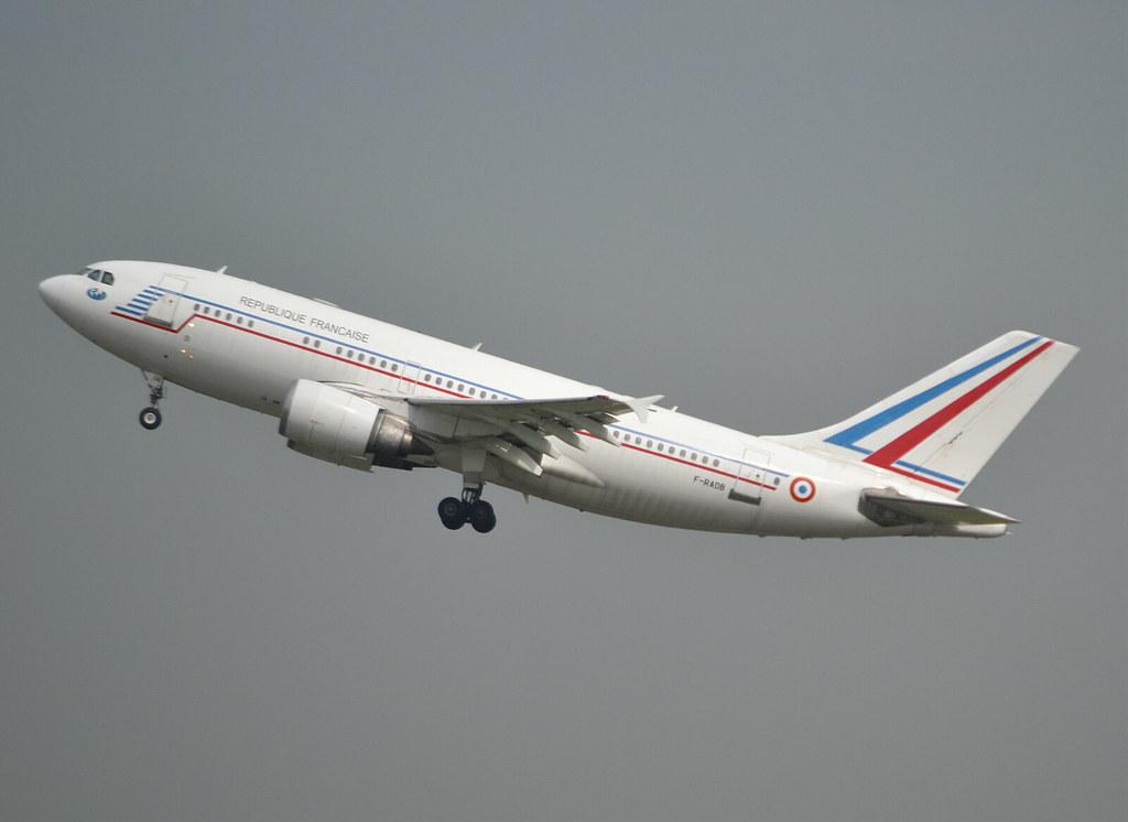 F-RADB, Airbus A310-304, c/n 422, Armée de l'Air, (French … | Flickr