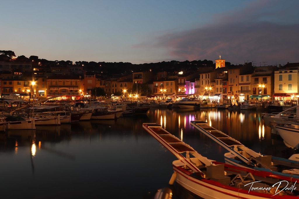Port De Cassis De Nuit Port De Cassis De Nuit Location