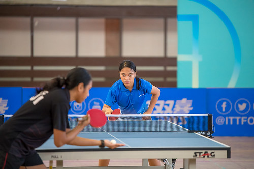 YEE Grace 2 | by ITTF-Oceania
