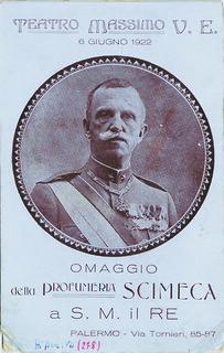 Palermo - Teatro Massimo V.E.