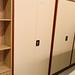 Steel shelves unit 6x3 E250