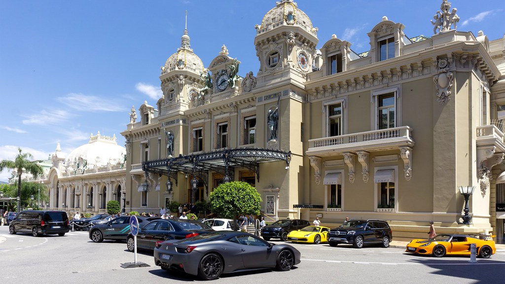Casino De Monte Carlo >> Casino De Monte Carlo Front View Check Out Grande Digital