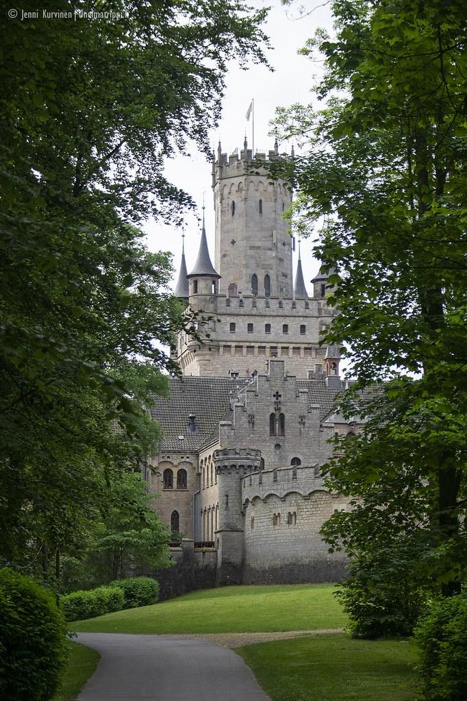 Marienburgin linna, Saksa