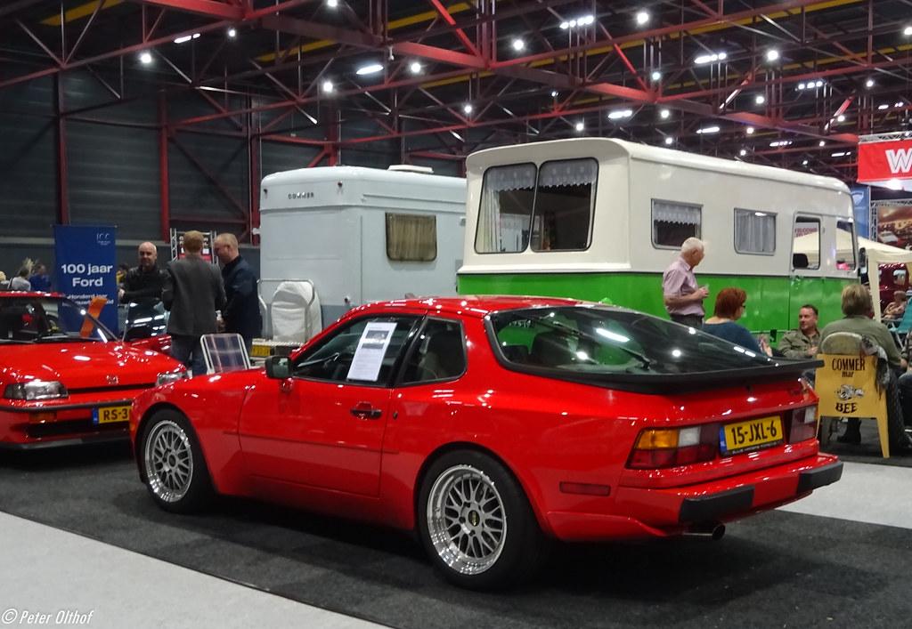 1986 Porsche 944 Turbo Us Spec Classicsnl Leeuwarden Flickr
