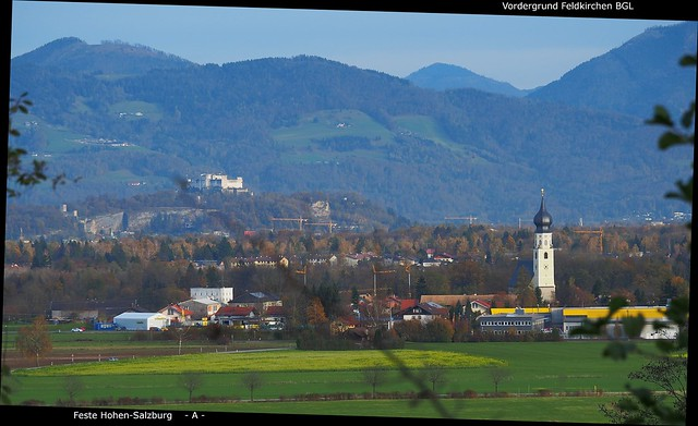 Feldkirchen By  Feste Salzburg  -A-