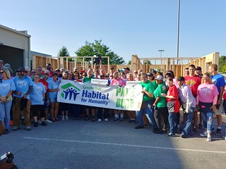 FOX59 Panel Build 2018 | Greater Indy Habitat for Humanity