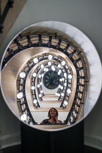 Mirror Image at the Aria Hotel | by nan palmero