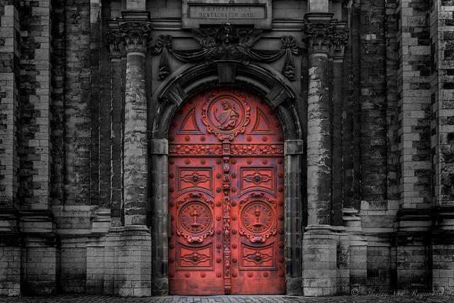 Eglise de Béguinage ( Bruxelles )