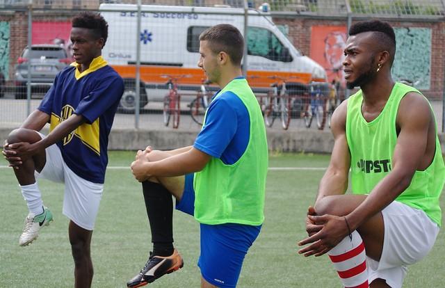 Italy-2018-06-24-Football Tournament Creates Interethnic Friendships