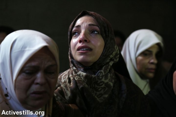 Funeral, Gaza city, Gaza Strip, 07.7.2018