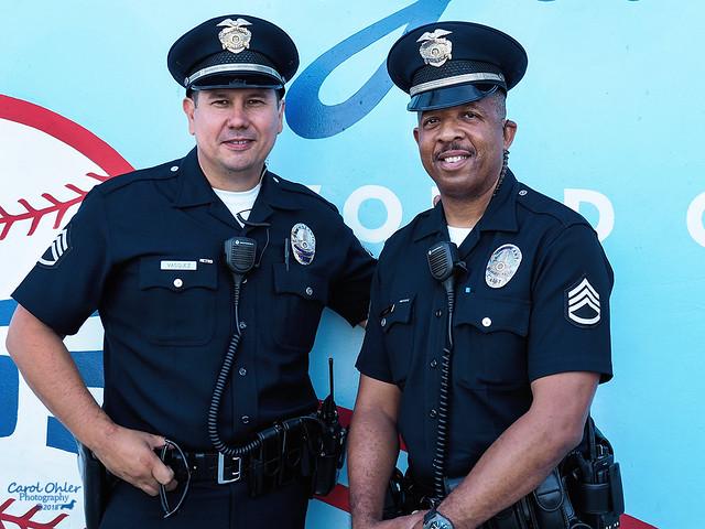 Sergeants Day and Vasquez