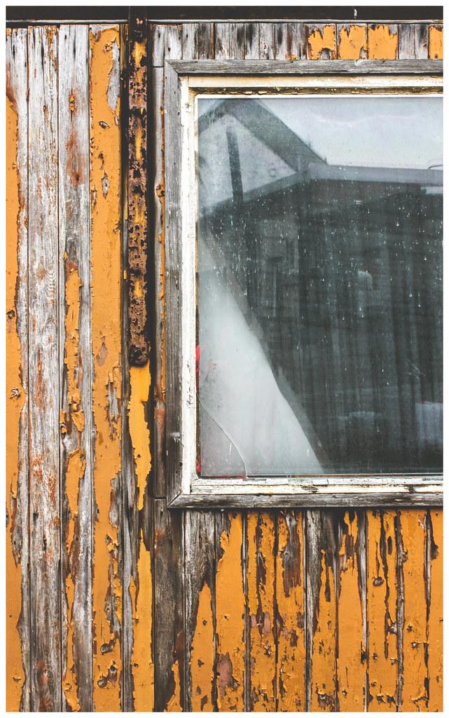Yellow Paint & Window, Pittenweem