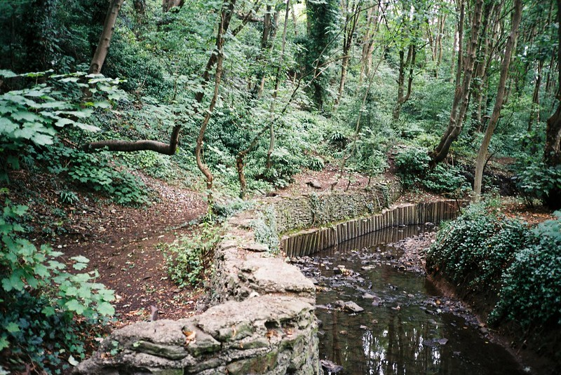 Brislington Brook, Nightingale Valley