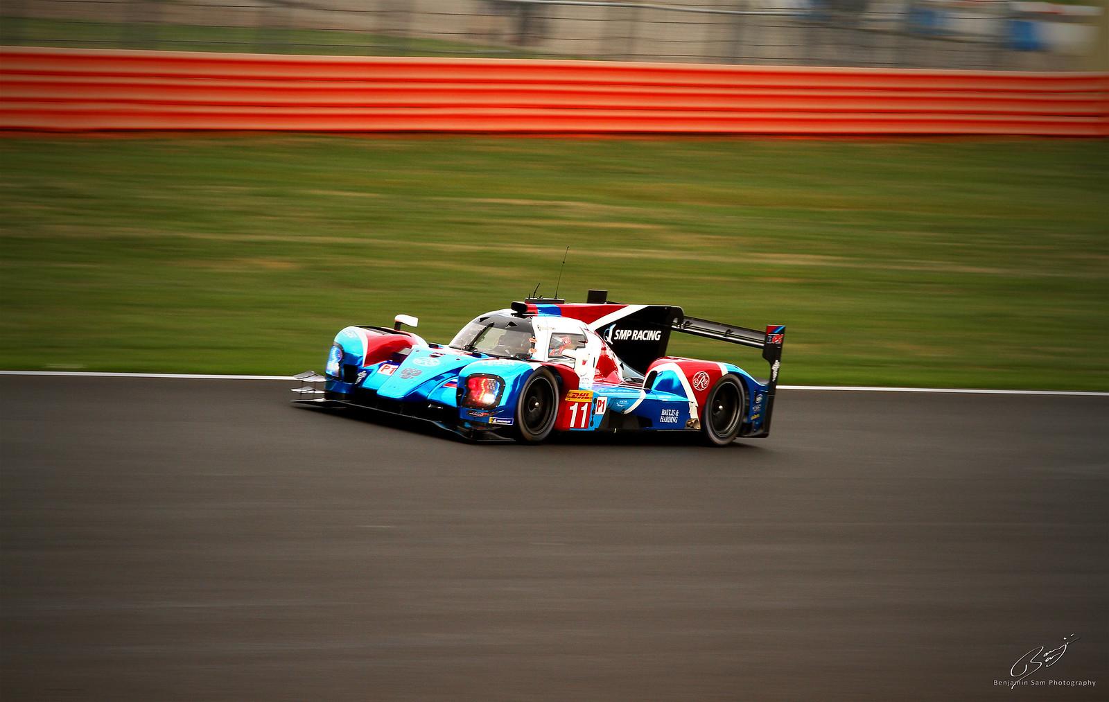 Jenson Button - Silverstone - WEC - 17.08.18 - Free Practice