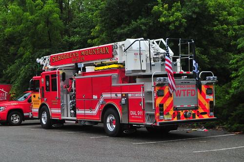 Washington Township Fire Department Schooley's Mountain Fi ...