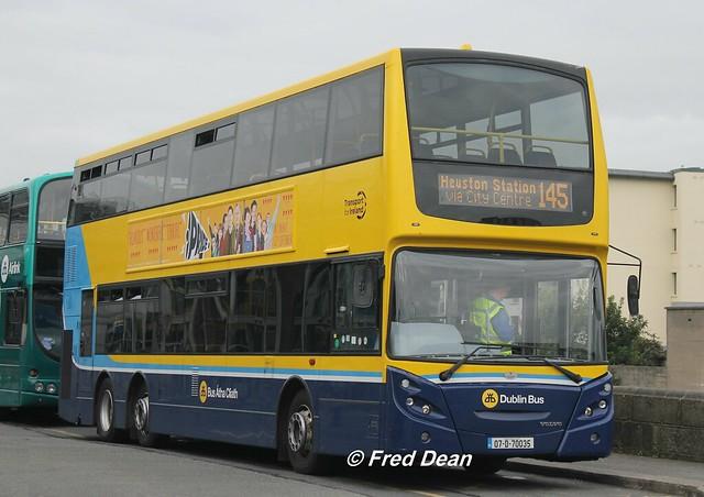 Dublin Bus VT35 (07D70035).