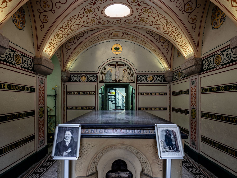 Image result for daniel o'connell crypt