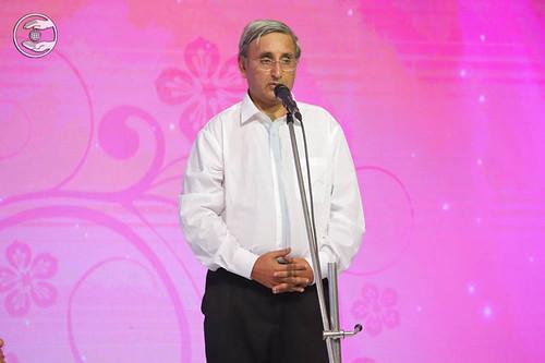 Palvinder Singh Chotu Mama from Gr. Kailash, Delhi, expresses his views