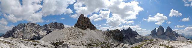 Panoramica dall'Alpe Mattina - 1
