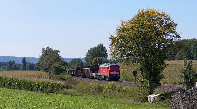 232 093 - Rheintalumleiter auf der Südbahn