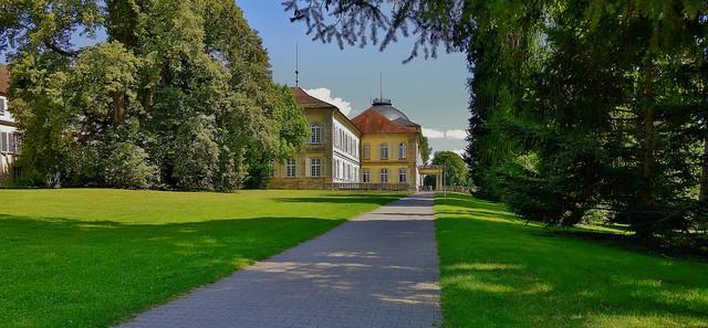 GERMANY, Schloss Hohenheim bei Stuttgart , 76473/10481