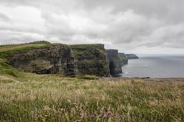 Cliffs of Moher - Irlande 2017