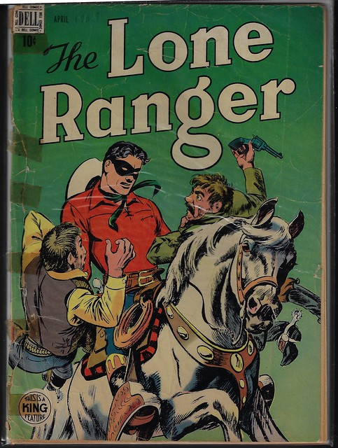 Lone Ranger 10