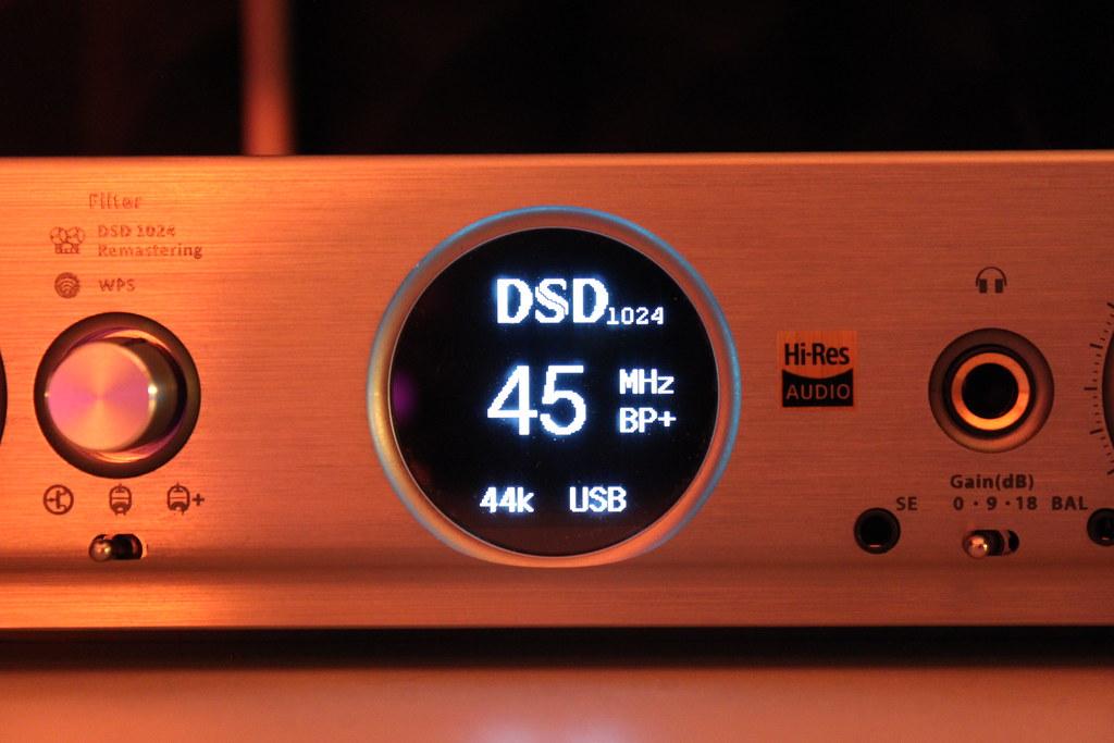 ifi iDSD Pro DSD1024 upsampling | The iFi iDSD Pro  I came t… | Flickr