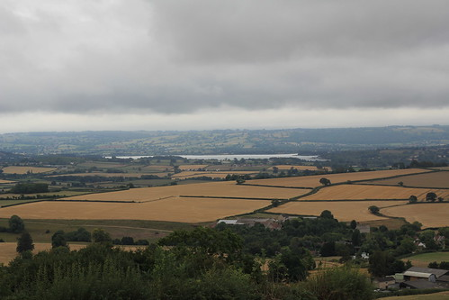 Chew Valley Lake, from Maes Knoll | by knautia