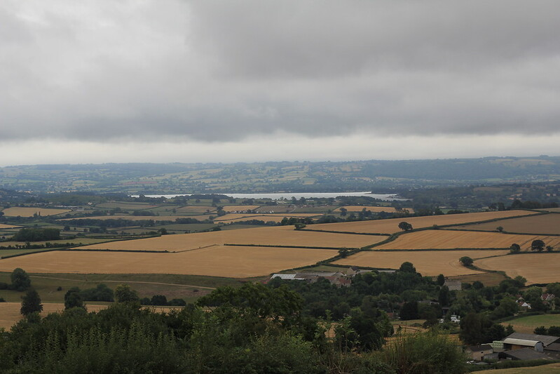 Chew Valley Lake, from Maes Knoll