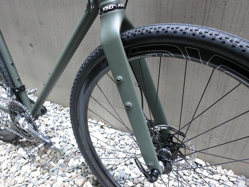 Corner Bikes Gravel Road Fork