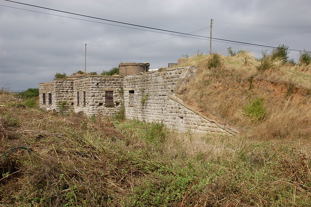 Slough Fort & Wing batteries