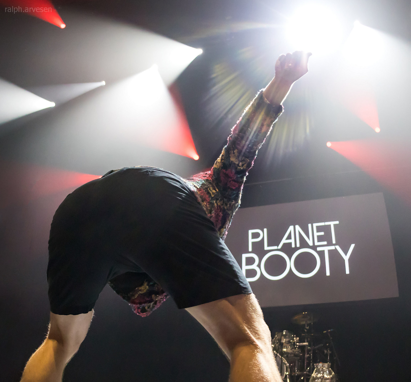 Planet Booty | Texas Review | Ralph Arvesen