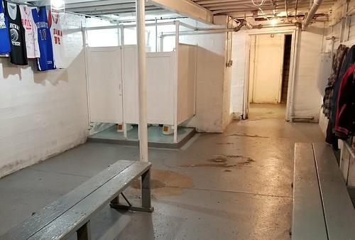 IN, Knightstown-Hoosier Gym Hickory Locker Room Rear