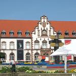 Die Alte Post in der Mülheimer Innenstadt