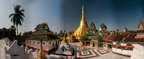 thaton asia panorama myanmar birma burma