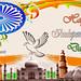 Happy independence day @ August 15 # Editech by ajithkumareditech