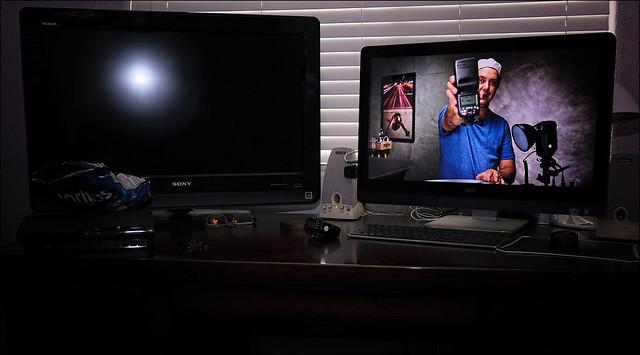 Godox V860 II video shot with a Godox V860 II