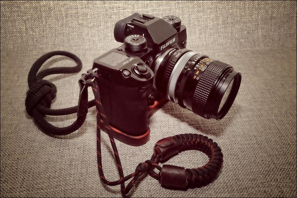 Canon FD 24mm f2 8 SSC | K&F Concept FD-FX adapter on Fuji X… | Flickr