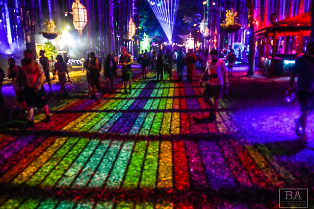 ElectroJams at Electric Forest 2018