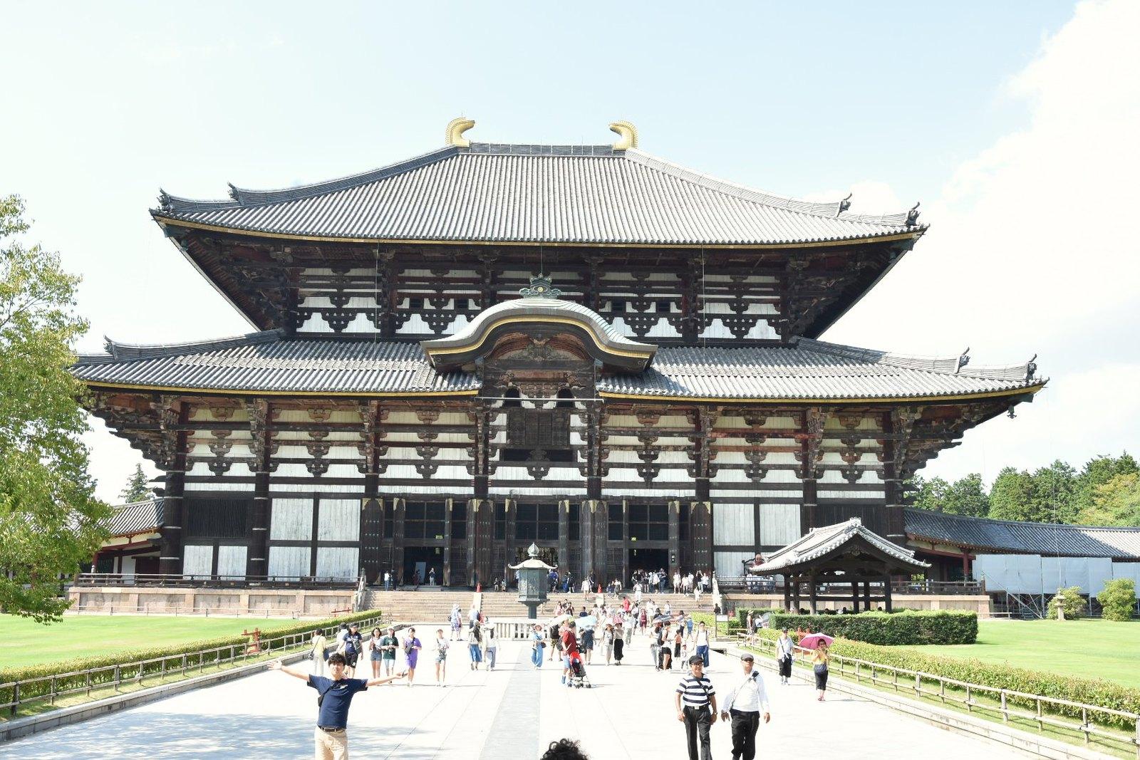 Nara - Todai-ji
