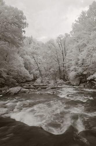 westernnorthcarolina cullasajariver nantahalanationalforest infrared pentax k5 smcpentax13518mm iridientdeveloper