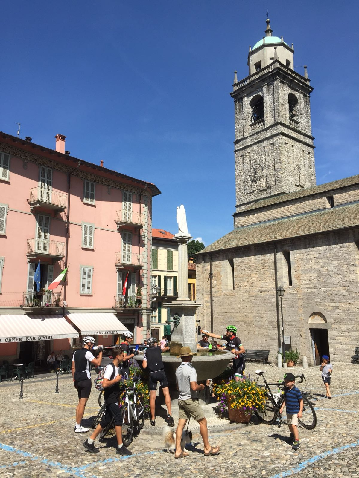 2 Tages Tour Tessin / Italien 2018