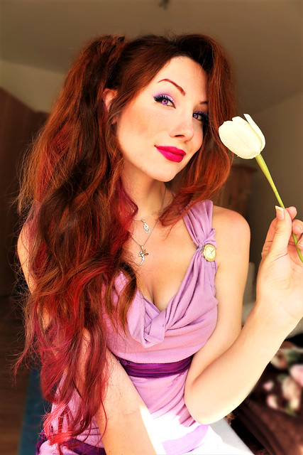 I won't say I'm in LOVE - Megara Cosplay