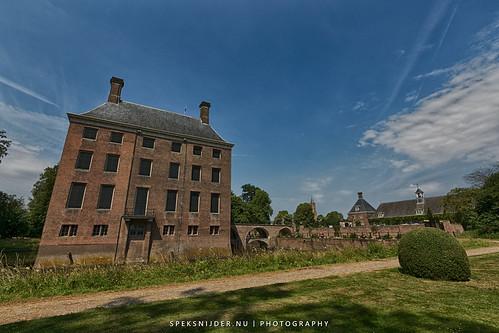Amerongen Castle   by Manuel Speksnijder