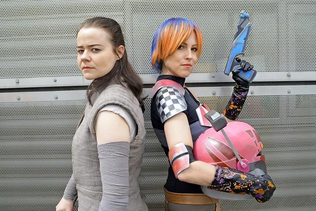 Rey & Sabine Wren (2)