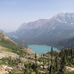 Allen Mountain with Grinnell Lake
