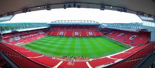 Anfield Stadium, Liverpool | by Emma Jones 82