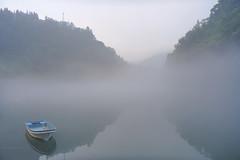 「霧幻峡」(早戸駅下)